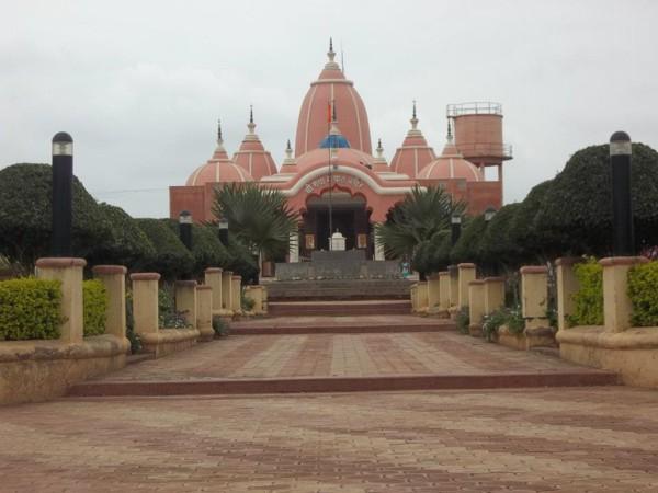 ISKCON Aravade Temple