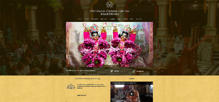 ISKCON Bhaktiloka Website