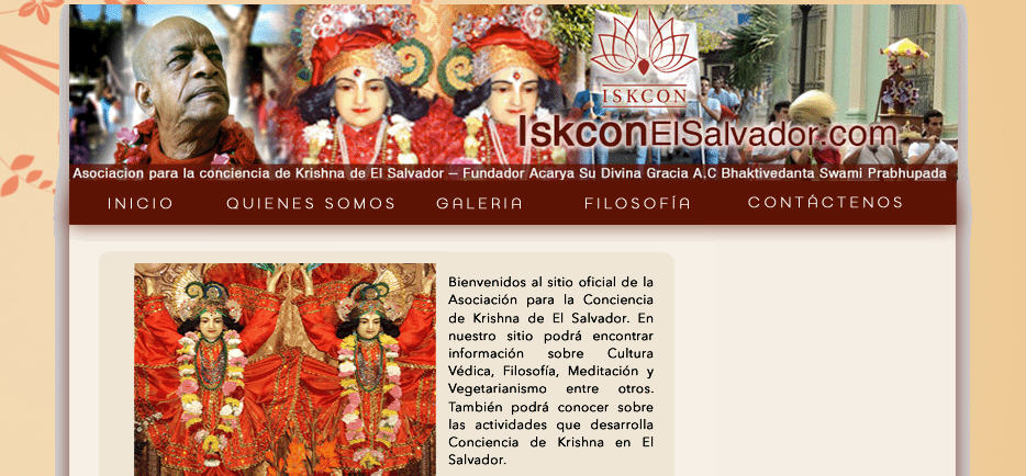 el salvador website