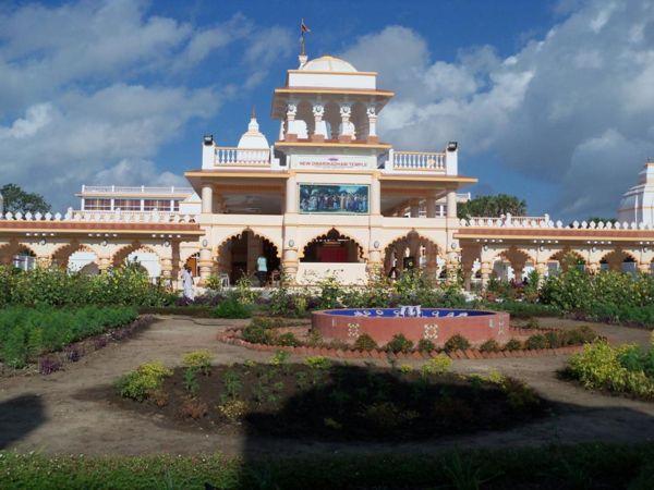 ISKCON Mombasa temple