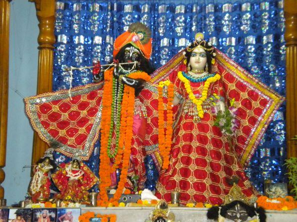 Sri Sri Radha Shymsundara