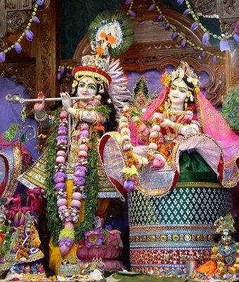 Sri Sri Radha Krishnachandra