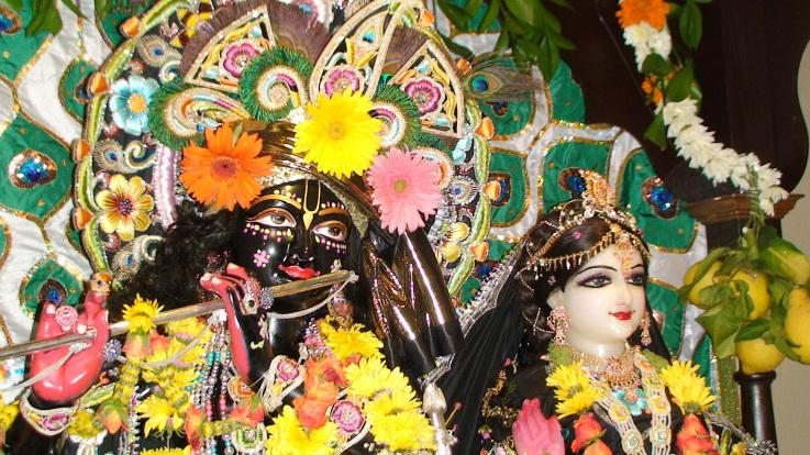 Sri Sri Radha Madan Mohan