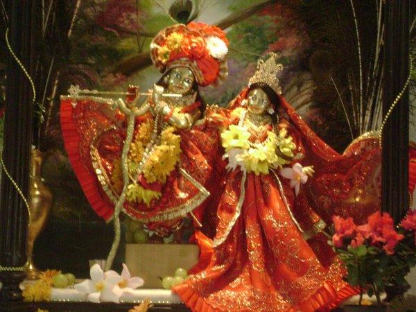 Sri Sri Radha Ramana