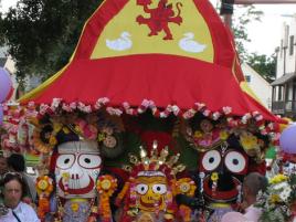Sri Jagannatha Baladeva Subhadra