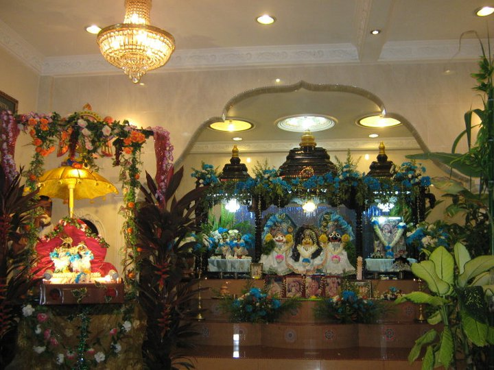 Iskcon Seremban Main Altar