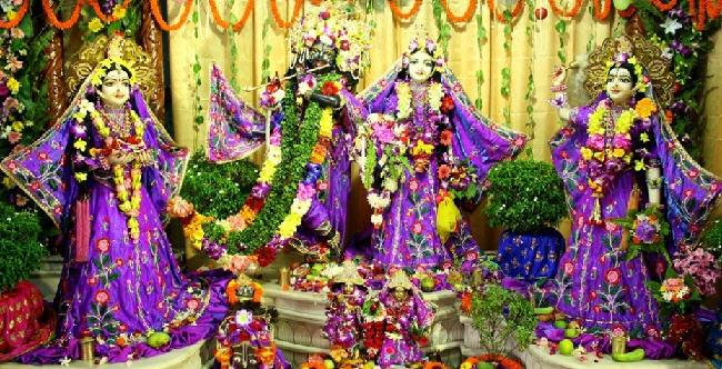Sri Sri Radha Madhav Sundar