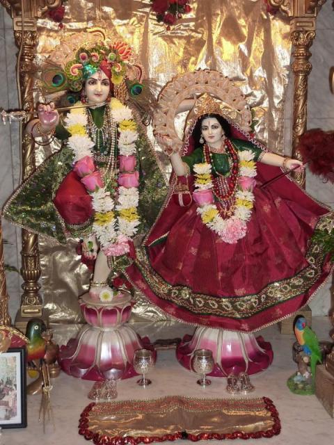 Sri Sri Radha Natabara
