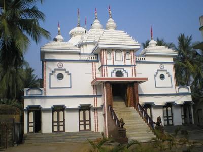 ISKCON Gadei Giri Temple View