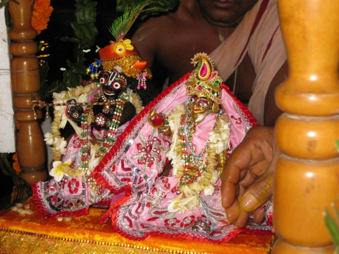 Sri Sri Radha GopalJiu