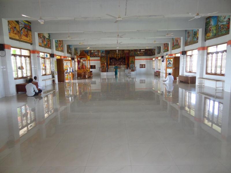 ISKCON Nellore Temple Hall