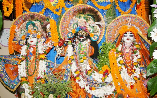 Sri Sri Radha Gopal Bihariji
