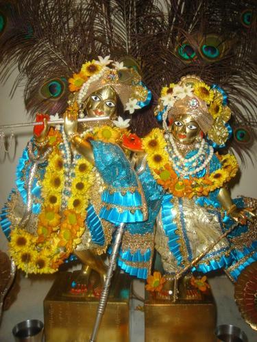 Sri Sri Radha Govinda-Gopasthami
