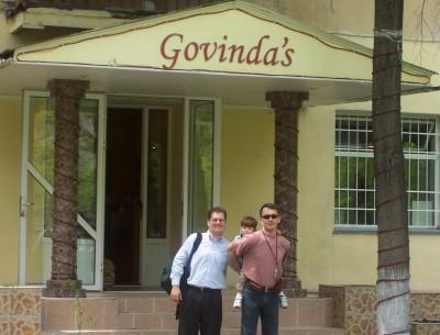 Kazakhstan Govinda's