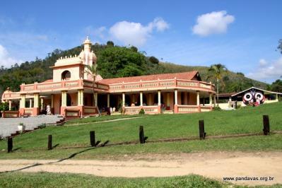 ISKCON Nova Gokula Temple