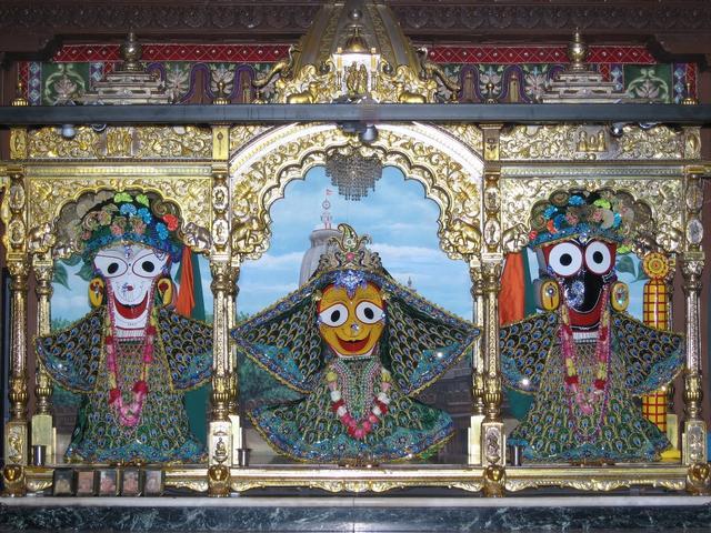 Sri Sri Jagannath Baladev Subhadra