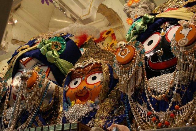 Sri Sri Jagannatha Baladeva Subhadra
