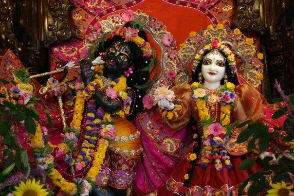 Sri Sri Radha Govinda Madhava