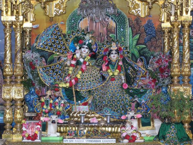 Sri Sri Radha Vrindaban Chandra