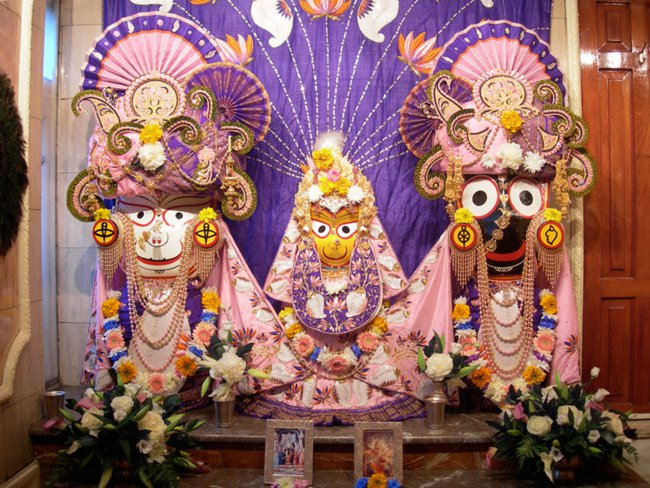 Iskcon Temple London
