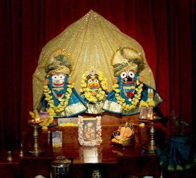 Sri Sri Jagannath Baladev Subadhara