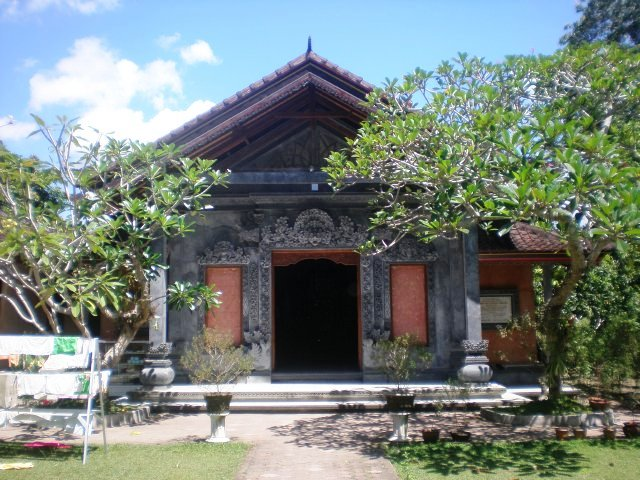 ISKCON Gianyar Temple