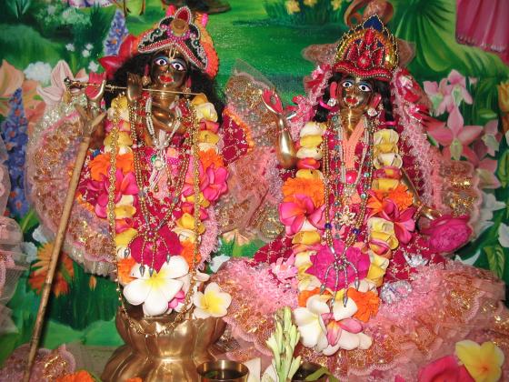 Sri Sri Radha Madhava