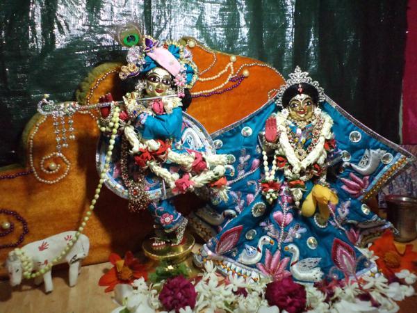 Sri Sri Rukmini Dwarkanath