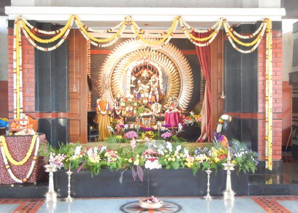 Sri Sri Narasimha Giridhari Mandir