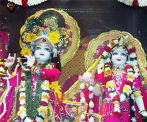 Sri Sri Radha Pardha Saradhi