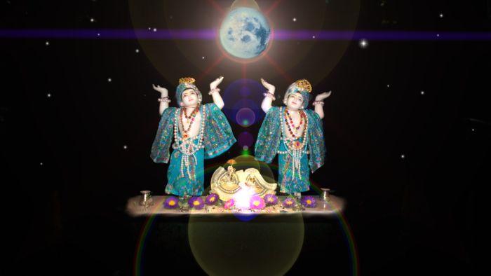 Sri Sri Nitai Gaura Candra