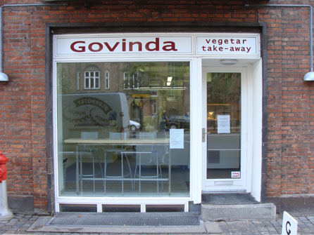 Govinda Take Away