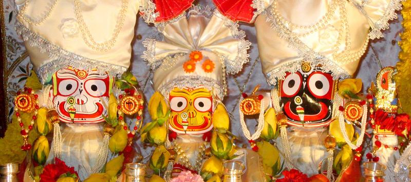 Jagannatha Baladeva Subhadra