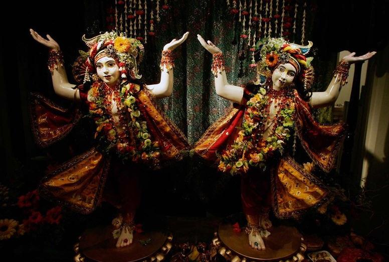 Sri Sri Nitai Nimai