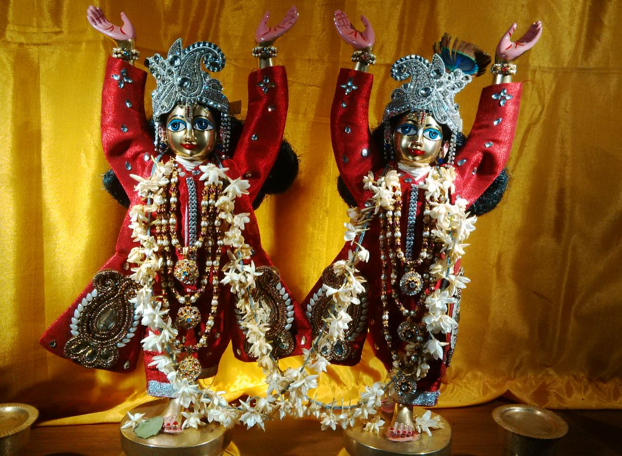 Sri Sri Gaura Natraj Dayal Nitai
