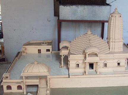 ISKCON Jhansi - Project