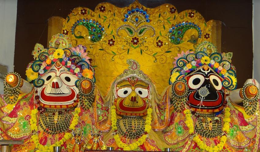 Sri Jagannath Baladev Subadhara