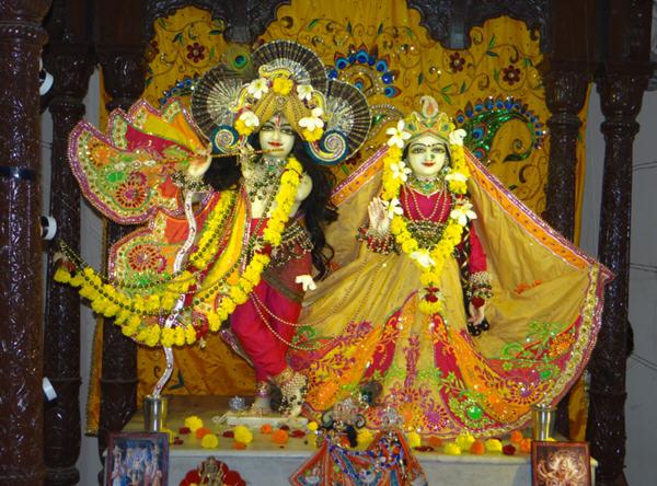 Sri Sri Radha Neelmadhav