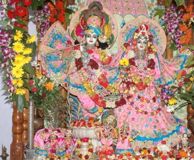 Sri Sri Radha Ras Bihariji