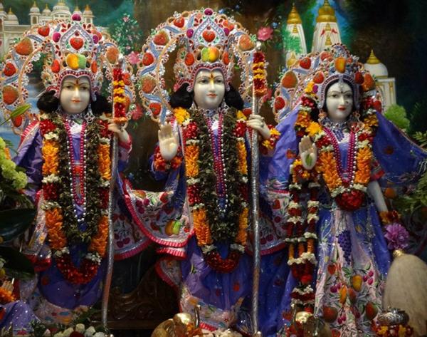 Sri Sri Ram Laxman Sita