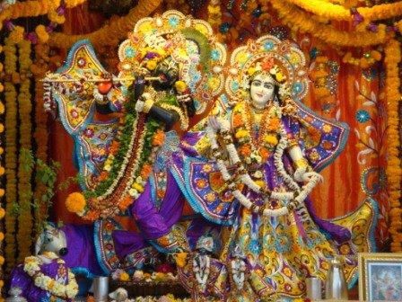 Sri Sri Rukmini Dwarikadhishi