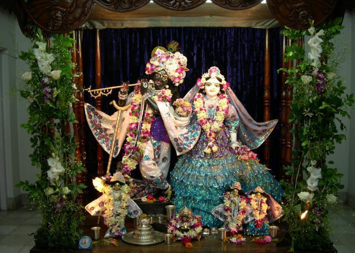 Sri Sri Rukmini Krsna