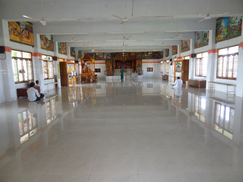 ISKCON Nellore Temple Hall