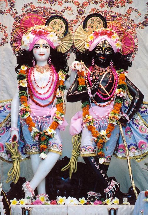 ISKCON Vedic Farm Sri Sri Krishna Balaram