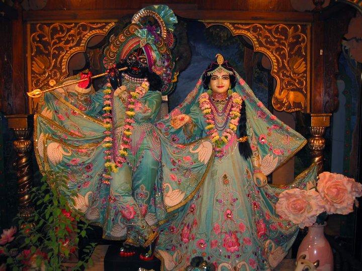 Sri Sri Radha Manohara