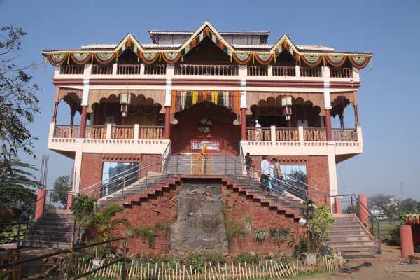 Iskcon Nigdi Temple