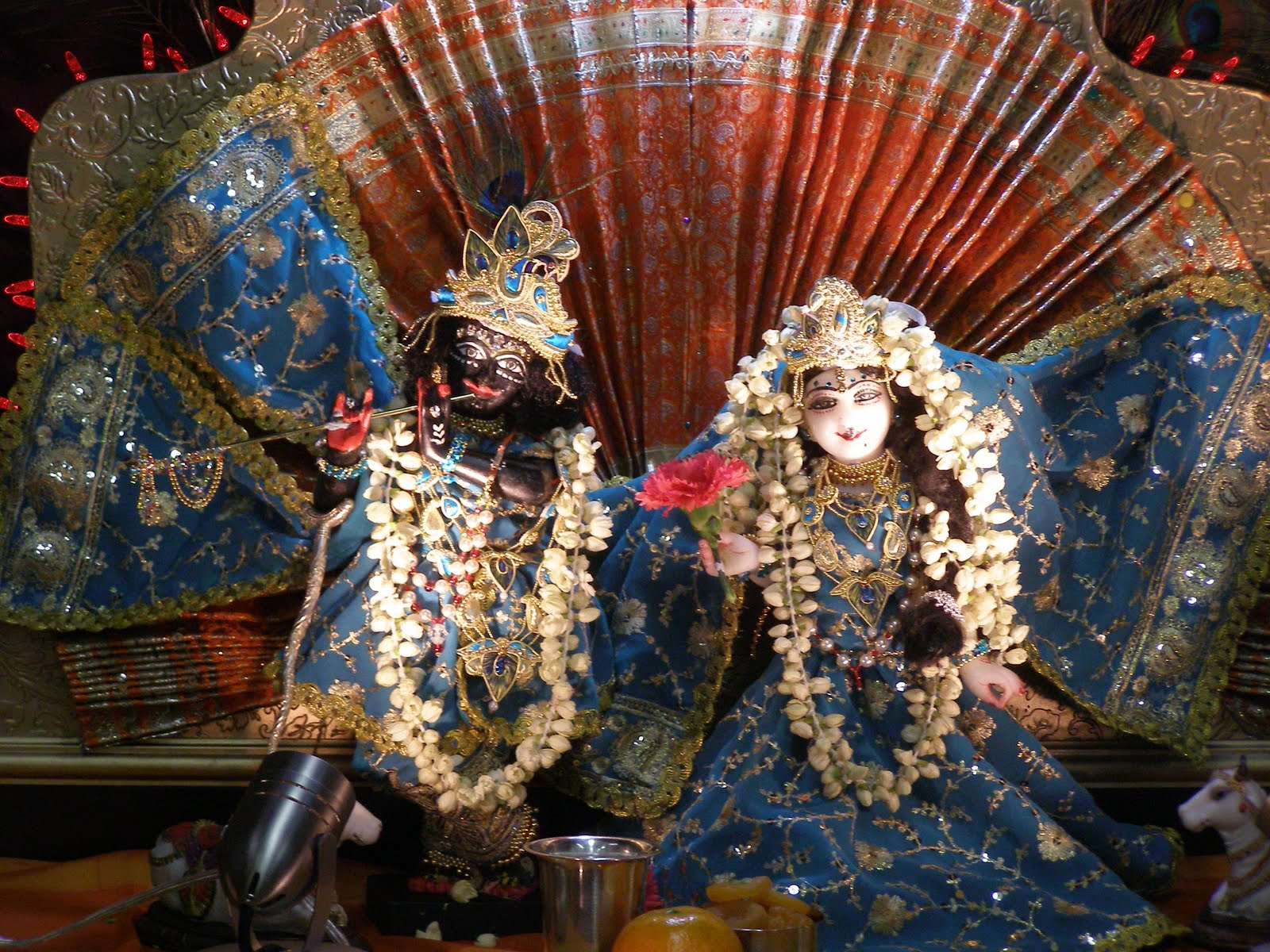 Sri Sri Radha Gopi Vallabha