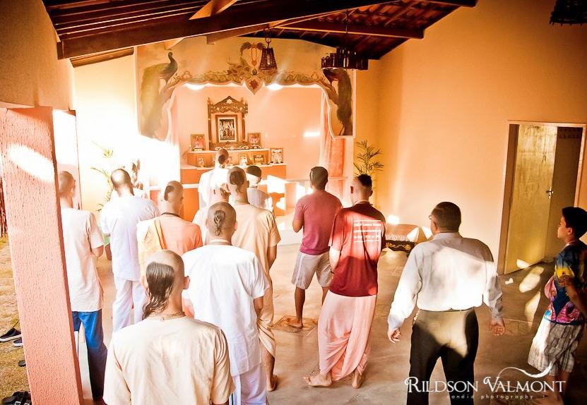 ISKCON Cearás Temple Hall