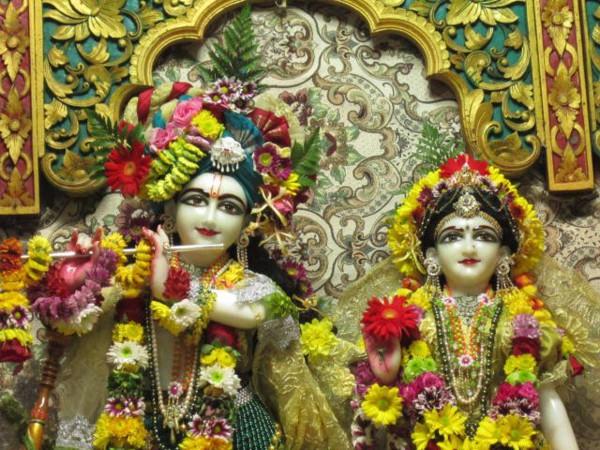 Sri Sri Radha Rasesvara